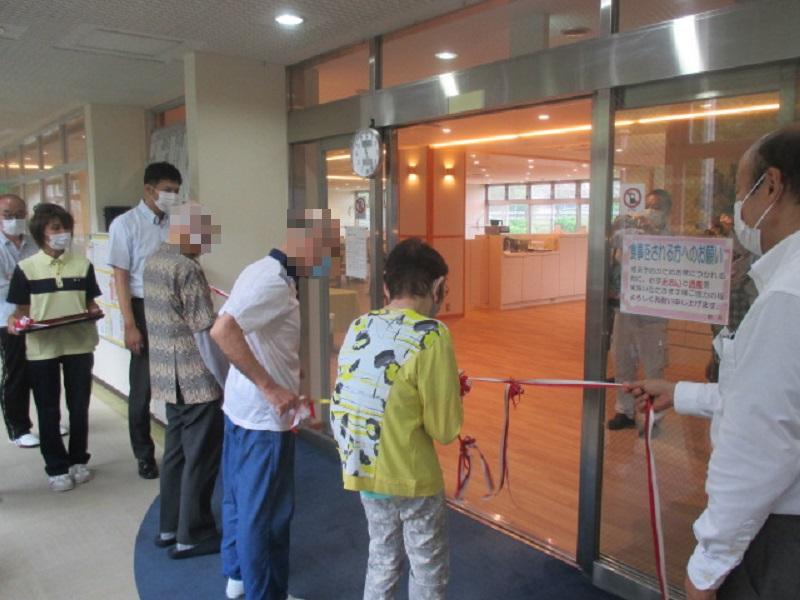 7月1日食堂リニューアルオープン